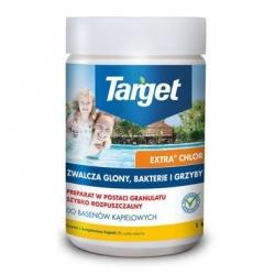 Extra Chlor - butiran desinfektan air kolam renang - Target - 1 kg -