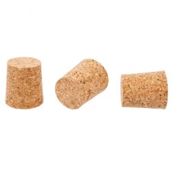 Természetes agglomerált kúpos parafa - 35/30 mm -