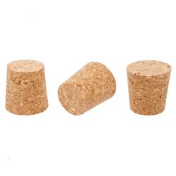 Természetes agglomerált kúpos parafa - 40/33 mm -