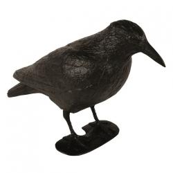Con quạ lớn để dọa chim bồ câu và các loài chim khác - 40 cm -