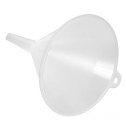 Plastic funnel - 10 cm