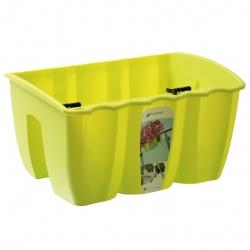 Caja de balcón colgante - Corona - 40 cm - Lima -