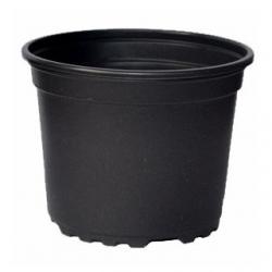 Pot pembibitan bundar - 10,5 x 8 cm - 1 potong -