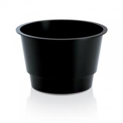 """Inserciones negras """"Iwko"""" para macetas de 30 cm de ancho -"""