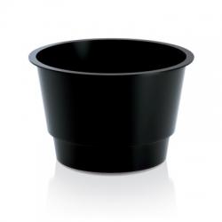 """Inserciones negras """"Iwko"""" para macetas de 35 cm de ancho -"""