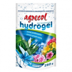 Hydrogel - water storage for plants - up to 300x more absorbent soil - 20 g