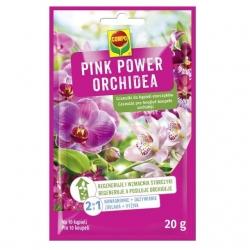 Rozā spēka orhideja - granulas orhideju mitrinošai un barojošai vannai - Compo® - 20 g -
