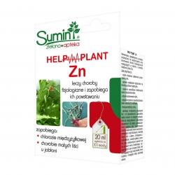 Palīdzība Plant Zn - pret intravenozu hlorozi un ābolu melno plankumu - Sumin® - 20 ml -