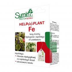Pomôžte rastline Fe - proti chloróze mladých listov a zhoršenému rastu - Sumin® - 20 ml -