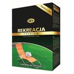 Lawn seed selection - Rekreacja Premium - 1 kg
