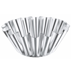 Round cake tin made of galvanized sheet metal - ø 21.5 cm - ideal for angel food cake and other cakes