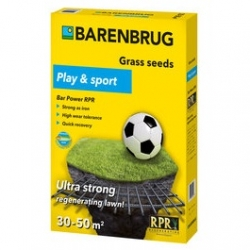 Play & Sport - for ultra-strong, self-repairing and immediately dense turf - 1 kg