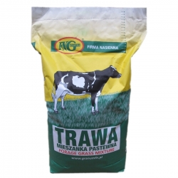 """Forage grass selection """"Łąkowo-pastwiskowa ŁP-16"""" for hay and pastures - 5 kg"""