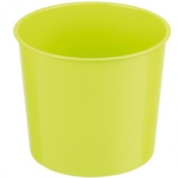 Inserto de maceta redonda - para macetas de 20 cm - verde pistacho -