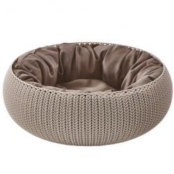 Pet bed Knit - beige
