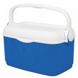 Kaasaskantav külmkapp, minijahuti Camping - 10 liitrit - sini-valge -