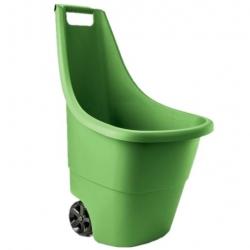 Garden wheelbarrow EASY GO BREEZE - 50 l - green