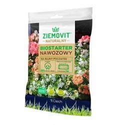 Fertilizante bioactivo - alimento vegetal natural y ecológico para un crecimiento abundante desde el principio - 100 gramos -