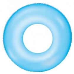 Ujumisrõngas, basseini ujuk - sinine - 76 cm -