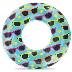 Plivački prsten, plutajući bazen - uzorak sunčanih naočala - 76 cm -