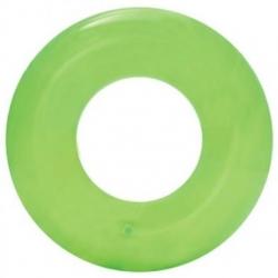 Ujumisrõngas, basseini ujuk - roheline - 51 cm -