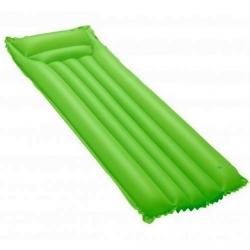 Täispuhutav basseini ujuk, madrats - roheline - 183 x 69 cm -