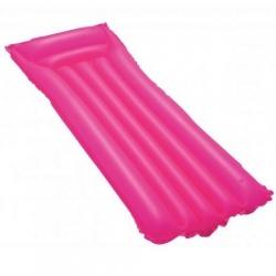 Felfújható úszómedence, matrac - rózsaszín - 183 x 69 cm -