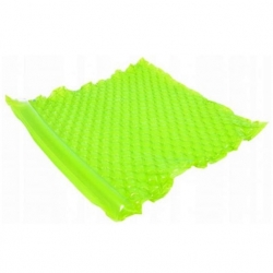 Felfújható úszómedence, matrac - zöld - 218 x 183 cm -