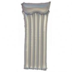 Basseini ujuk, täispuhutav madrats - hall - 183 x 76 cm -