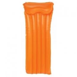 Basseini ujuk, täispuhutav madrats - oranž - 183 x 76 cm -