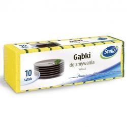 Esponjas para fregar platos - 10 piezas -