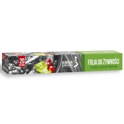 Cling film food wrap - box - 20 m