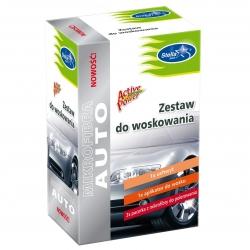 Kit de encerado para coche -