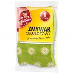 Almohadilla de limpieza de celulosa -