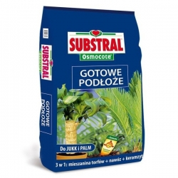 Ready-to-use yucca and palm complete soil - Substral - 5 litres