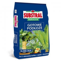 Ready-to-use yucca and palm complete soil - Substral - 20 litres