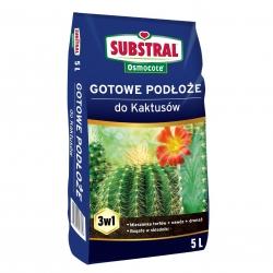 Cactus soil - Substral - 5 litres