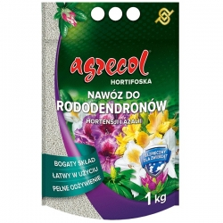 Rhododendron Hortiphoska - an easy to use and efficient fertilizer - Agrecol® - 1 kg
