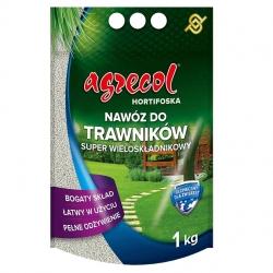 Césped Hortiphoska - un fertilizante eficiente y fácil de usar - Agrecol® - 1 kg -