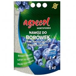 Mustikas Hortiphoska - hõlpsasti kasutatav ja tõhus väetis - Agrecol® - 1 kg -