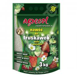 Maasikas ja metsmaasikas Hortiphoska - lihtne kasutada ja tõhus väetis - Agrecol® - 1 kg -