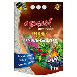 Sügisene universaalne Hortiphoska - hõlpsasti kasutatav ja tõhus väetis - Agrecol® - 1 kg -