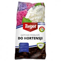 Hydrangea soil - enhances plant colouring - Target - 20 l