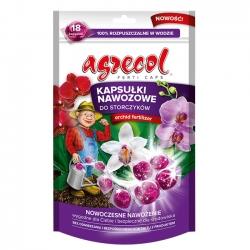 Mēslojuma kapsulas orhidejām - ērtas un efektīvas - Agrecol - 18 gab -