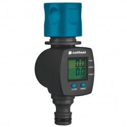 Caudalímetro de agua digital - CELLFAST -