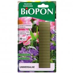 Univerzalne palice za gnojila - več kot 3 mesece delovanja - Biopon - 30 kosov -