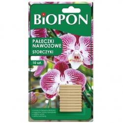 Palčke za gnojila iz orhidej - za več kot 3 mesece delovanja - Biopon - 12 kosov -