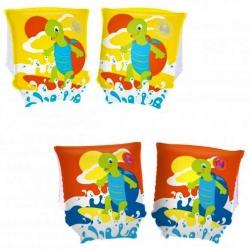 Dječji plivači za plivanje - kornjača - 23 x 15 cm; plutajuće ruke, trake za ruke -