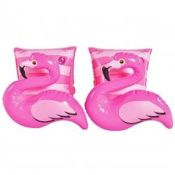 Plutajuće ruke za plivanje - Flamingo - 23 x 15 cm -