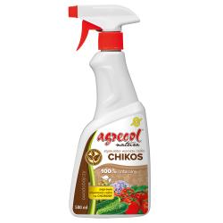 Chikos - organický stimulátor rastu rastlín - Agrecol® - 500 ml -